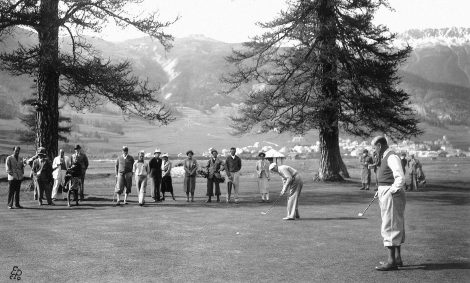 Foto: Engadine Golf Club