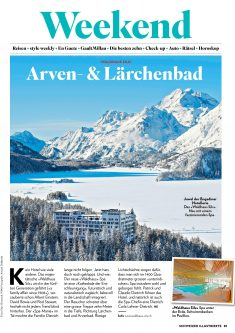 Foto: Schweizer Illustrierte <br> N°6 2017