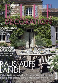 Foto: Elle Decoration <br> N°4 2016