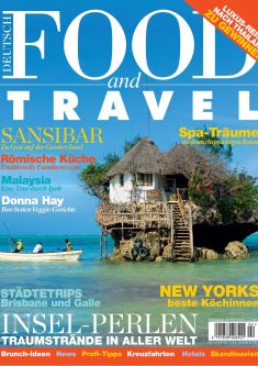 Foto: FOOD and TRAVEL <br> N°41 2017