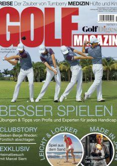 Foto: Golf Magazin <br> Okt 2016