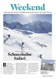 Foto: Schweizer Illustrierte <br> N°4  2016