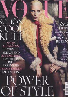 Foto: Vogue <br> Nov/2014