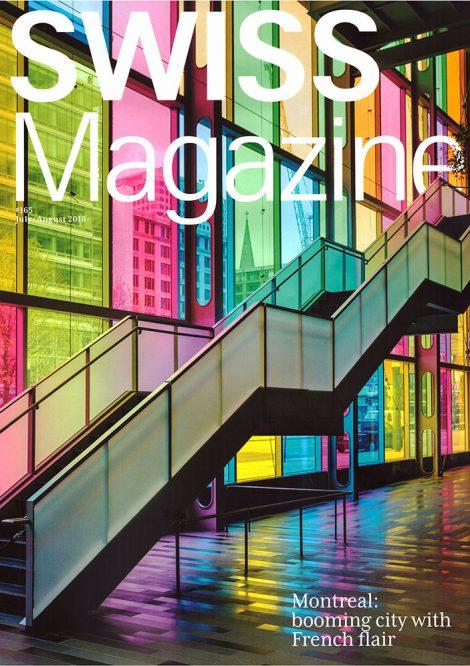 Swiss Magazine Hote Florhof TN Hotel Media Consulting PR Agentur