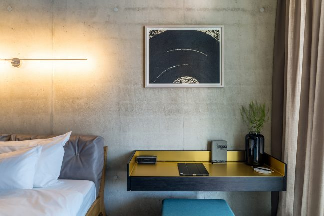 Foto von Neu bei TN: Hotel Krone + Design