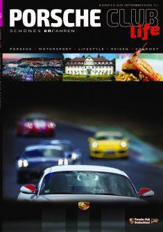 Foto: Porsche Magazin <br> N°3 2018