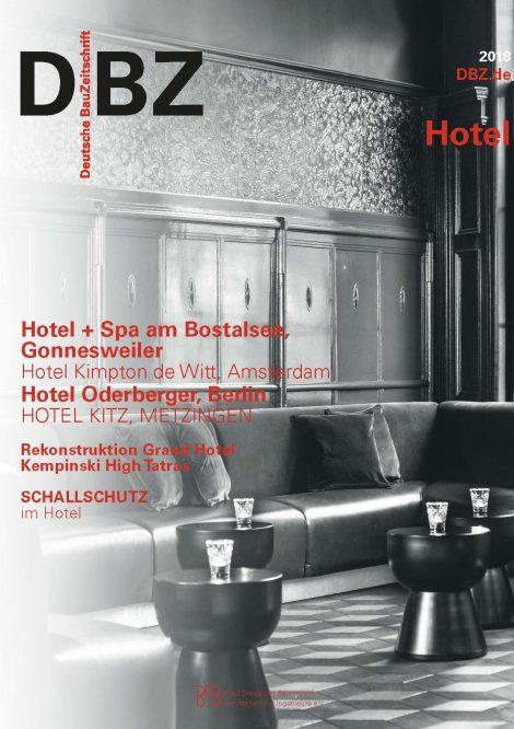 DBZ Hotel, Krone + Design, TN Hotel Media Consulting, Hotel PR