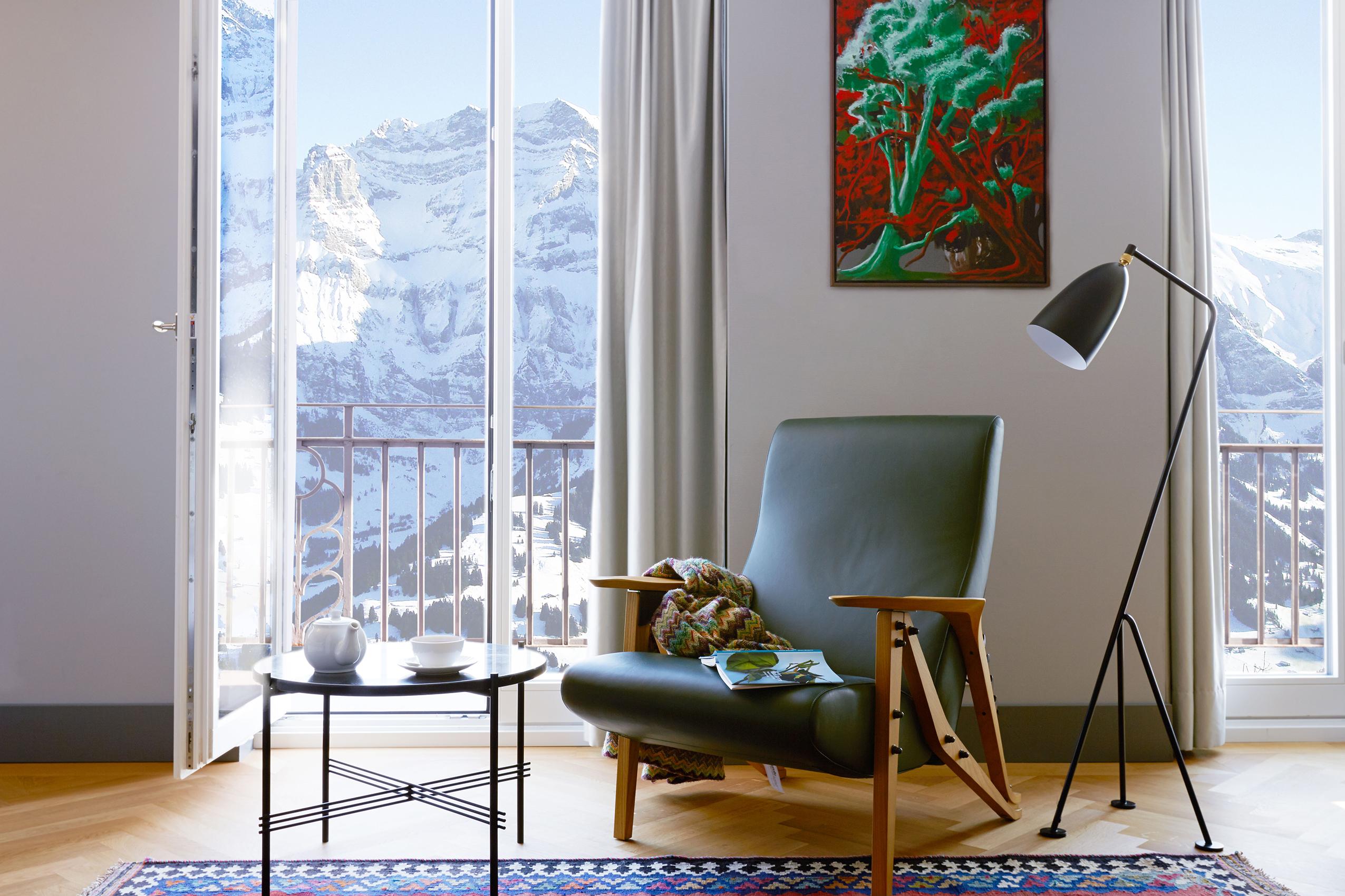 Bellevue Parkhotel & Spa Adelboden, pressemittelung tn hotel media consulting, silicone, bauhaus